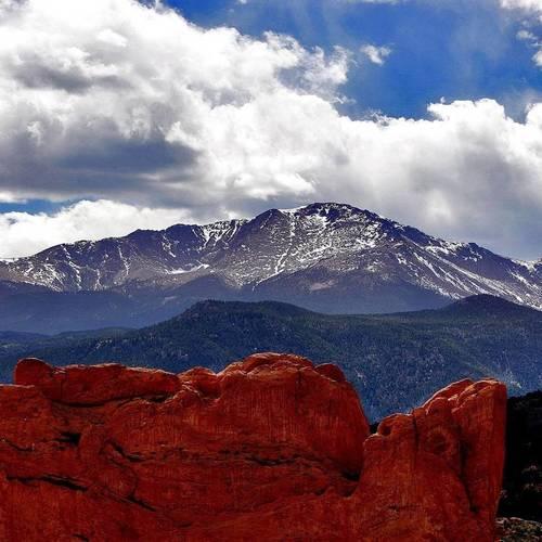 Pikes Peak In Colorado Springs: Colorado Springs, CO Event For Entrepreneurs