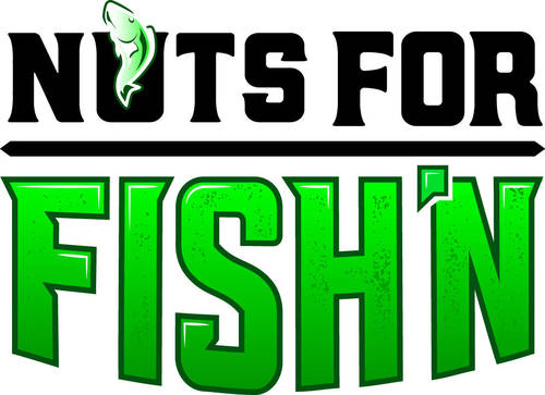 Nuts for fish 39 n presents to tulsa ok entrepreneurs for Balls deep fishing weights